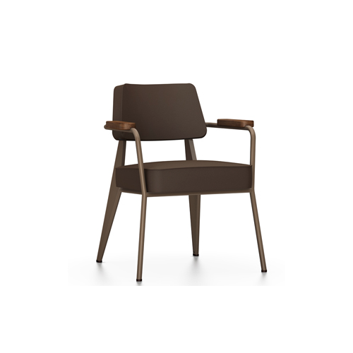 Vitra - Fauteuil Direction - Lekker Home - 9
