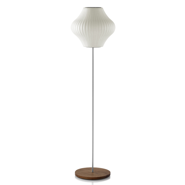 Herman Miller - Nelson™ Pear Lotus Floor Lamp - Lekker Home - 7