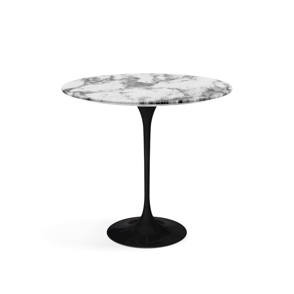 "Knoll - Saarinen Side Table 22"" Oval - Lekker Home - 16"