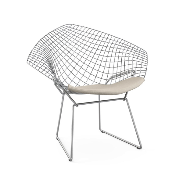 Knoll - Bertoia Diamond Chair - Lekker Home - 27
