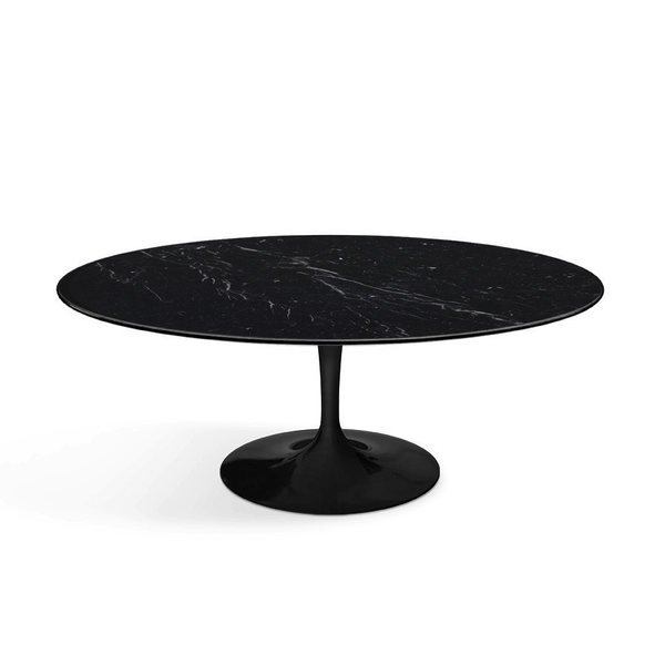 Knoll - Saarinen Coffee Table Oval - Lekker Home - 14
