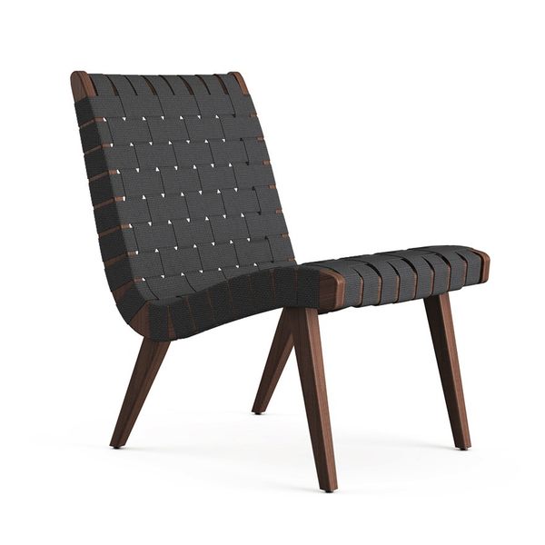 Knoll - Risom Armless Lounge Chair - Lekker Home - 24