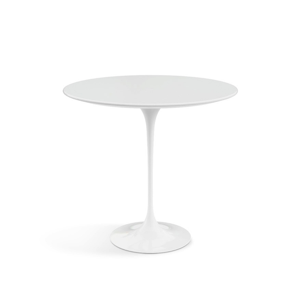 "Knoll - Saarinen Side Table 22"" Oval - Lekker Home - 10"