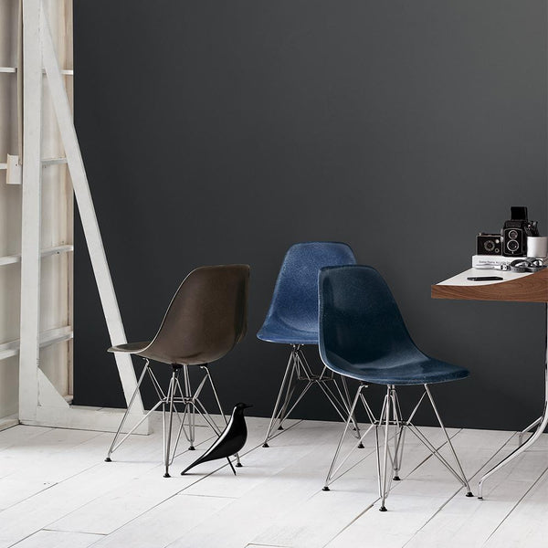 ... Eames® Molded Fiberglass Side Chair   Wire Base ...