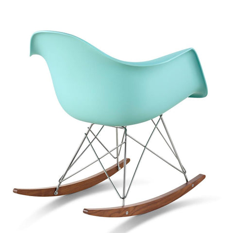 Eames® Molded Plastic Armchair - Rocker Base