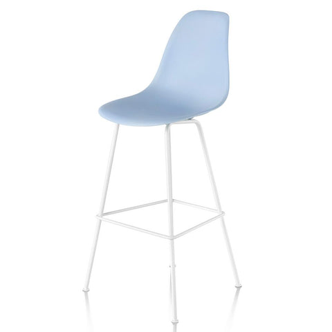 Eames® Molded Plastic Bar Stool