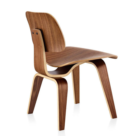 Eames® Molded Plywood Dining Chair - Wood Base