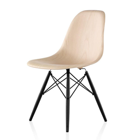Herman Miller - Eames® Molded Wood Side Chair - Dowel Base - Lekker Home