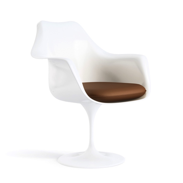 Knoll - Tulip Arm Chair - Lekker Home - 60
