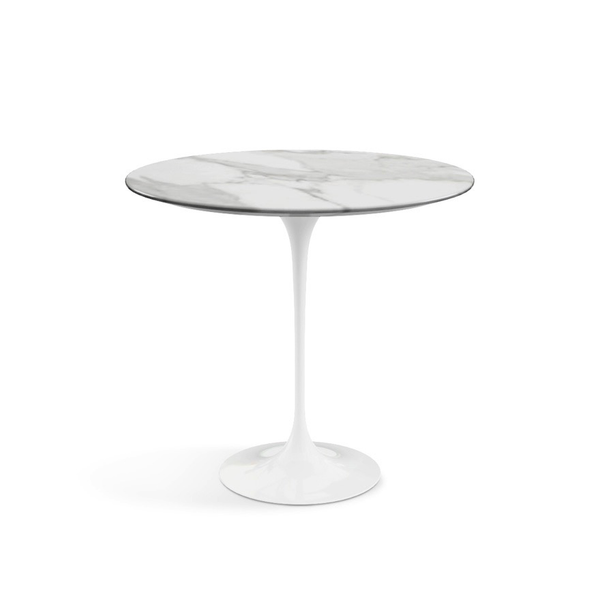 "Knoll - Saarinen Side Table 22"" Oval - Lekker Home - 6"