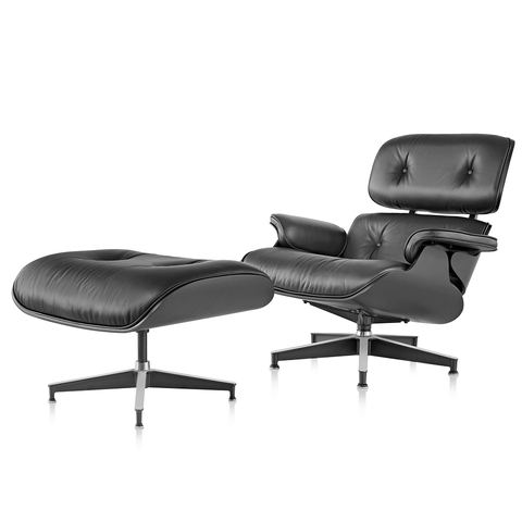 Herman Miller - Eames® Lounge Chair and Ottoman - Lekker Home