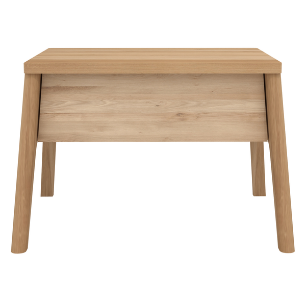 Ethnicraft NV - Oak Air Nightstand - Lekker Home - 1