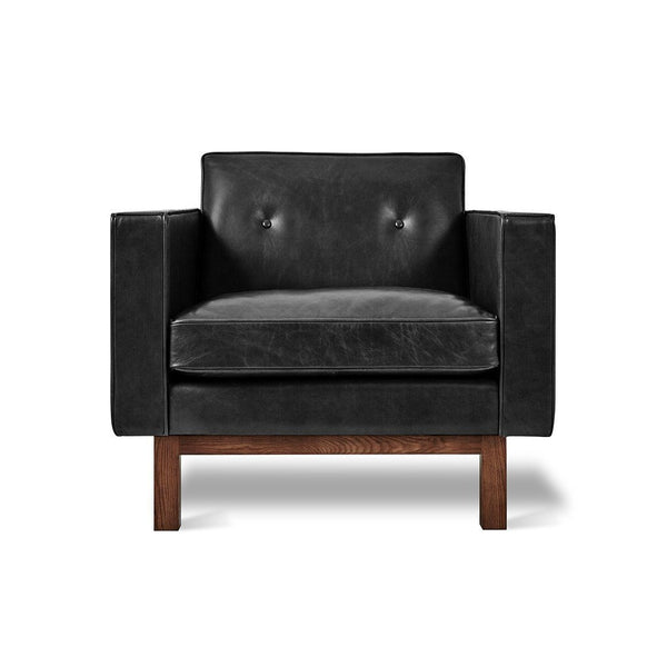 Gus Modern - Embassy Chair - Saddle Brown Leather / One Size - Lekker Home
