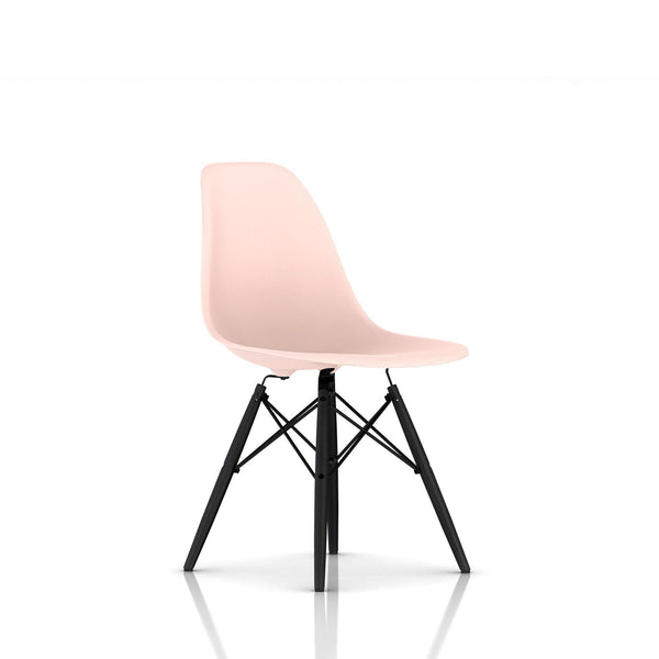 Eames® Molded Plastic Side Chair - Wood Dowel Base