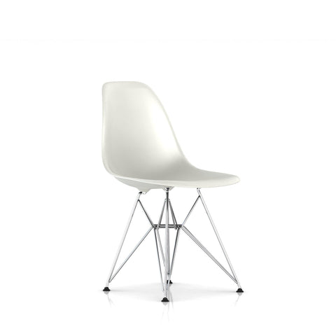 Herman Miller - Eames® Molded Plastic Side Chair - Wire Base - Lekker Home
