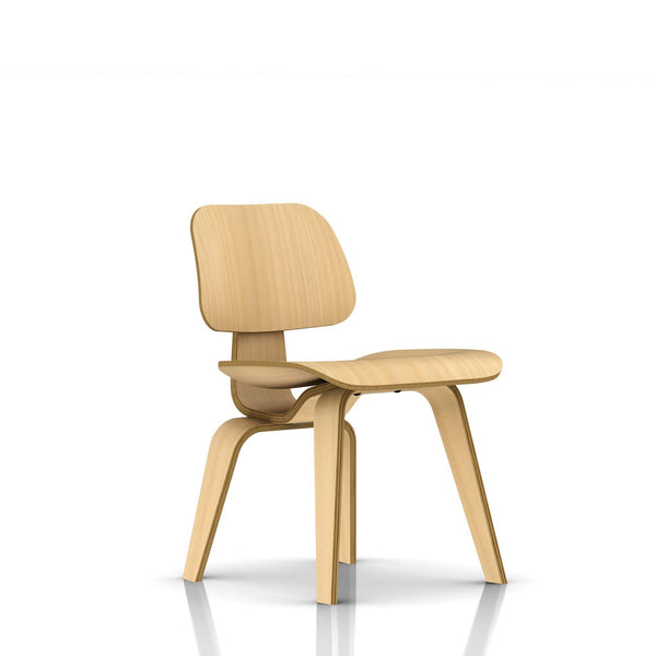 ... Eames® Molded Plywood Dining Chair   Wood Base ...