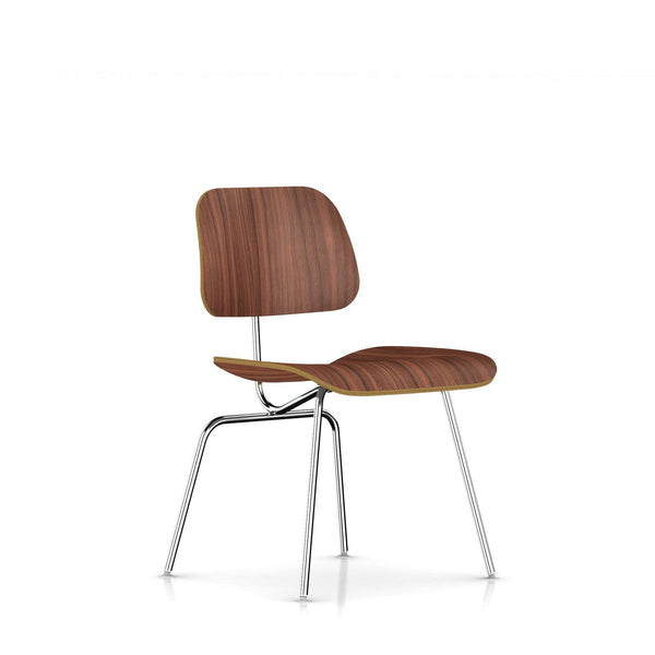 Eames® Molded Plywood Dining Chair - Metal Base by Herman Miller