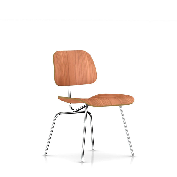 Molded Herman Dining Metal Plywood Base Eames® Chair By Miller nwO0Pk
