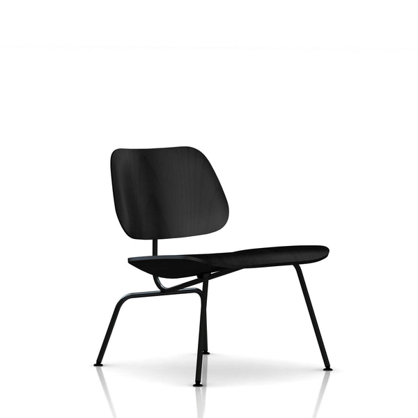 Eames® Molded Plywood Lounge Chair - Metal Base