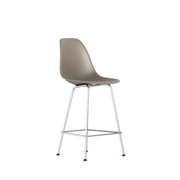 Eames® Molded Plastic Counter Stool