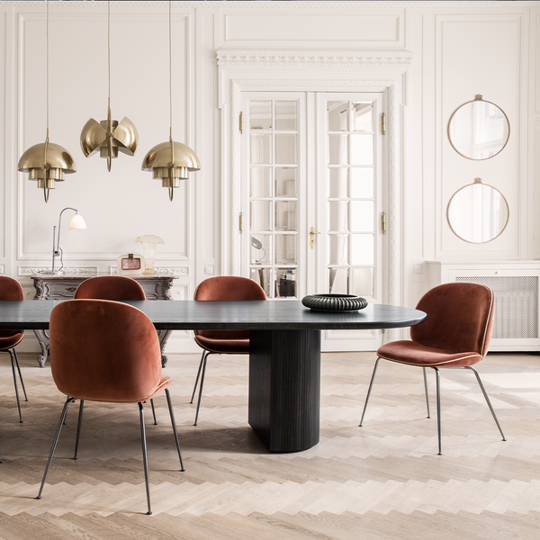 GUBI - Beetle Dining Chair - Lekker Home