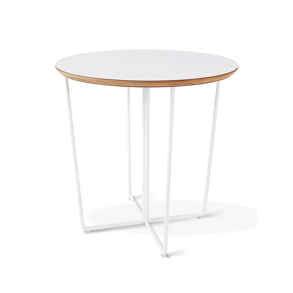 Gus Modern - Array End Table - White / One Size - Lekker Home