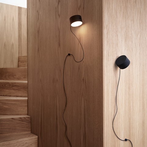 Muuto - Post Wall Lamp - Lekker Home