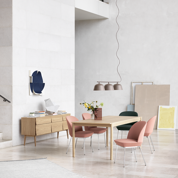 Muuto - Linear Wood Table - - Lekker Home