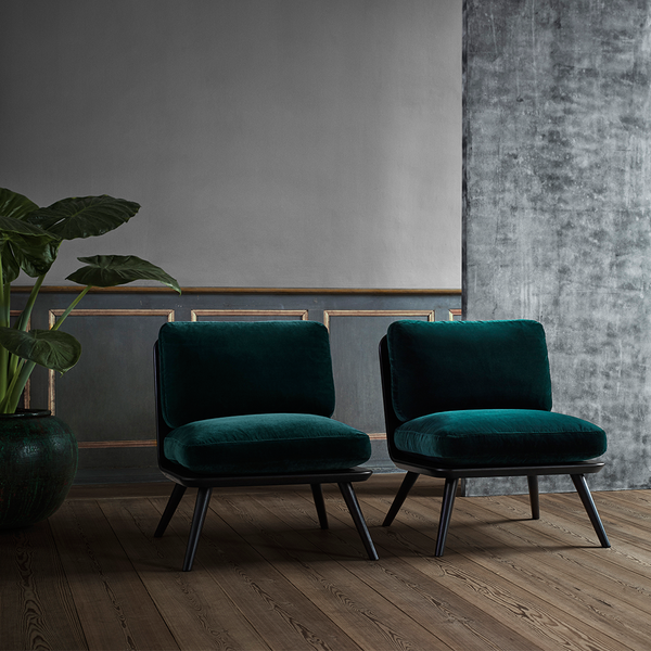 Fredericia - Spine Petite Lounge Chair - Lekker Home