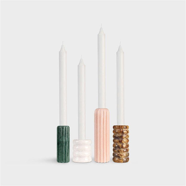Klevering - Candle Holder Riffle - Lekker Home