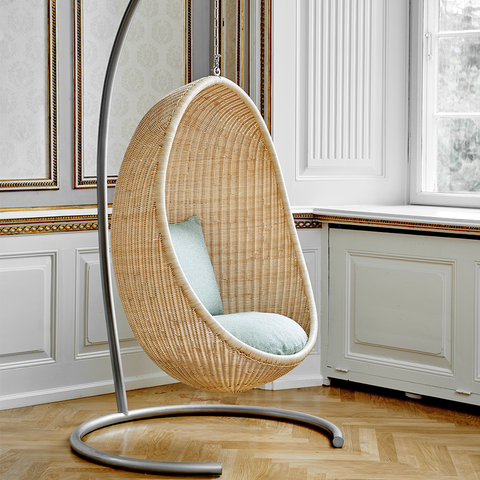 Sika Design - Hanging Egg Lounge Chair - Default - Lekker Home