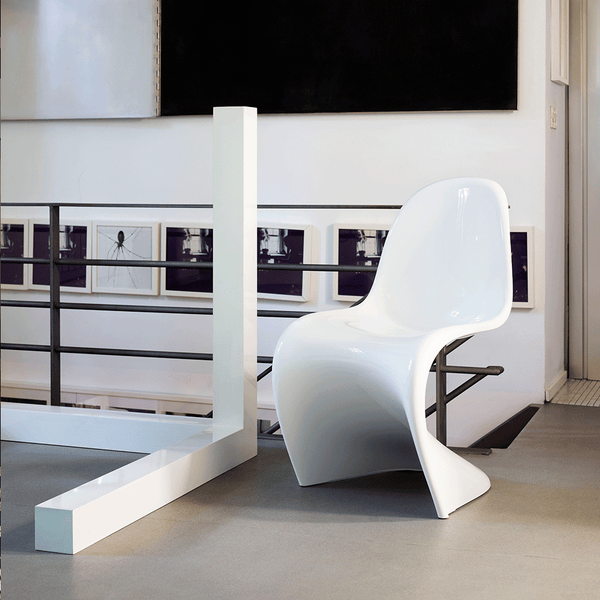 4083231364ab ... Vitra - Panton Chair Classic - White   One Size - Lekker Home ...