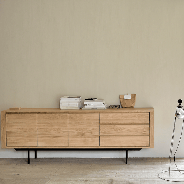 Ethnicraft NV - Shadow High Sideboard - Lekker Home