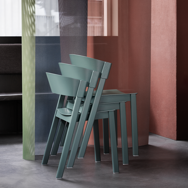 Muuto - Cover Side Chair - Lekker Home