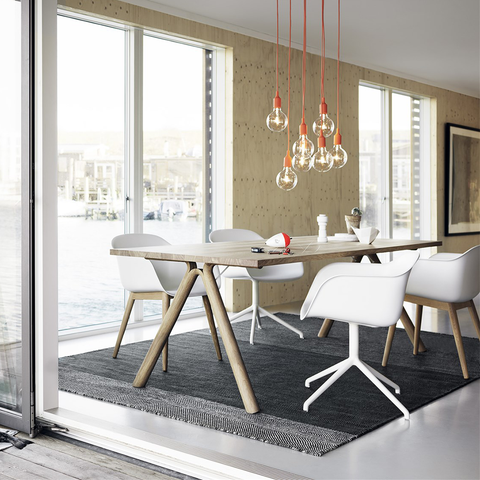 Muuto - Split Table - Lekker Home