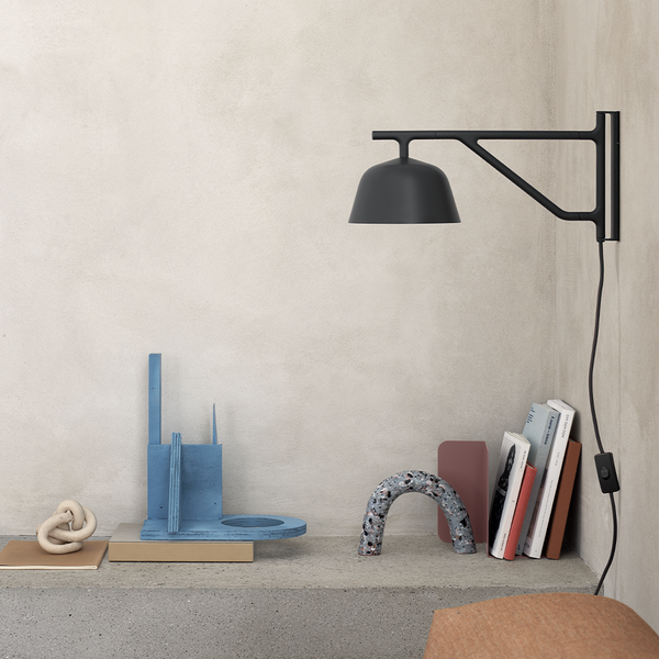 Muuto - Ambit Wall Lamp - Lekker Home