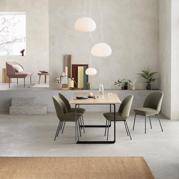 Muuto - Oslo Side Chair - - Lekker Home