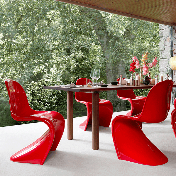 Panton Chair Classic By Vitra Lekker Home