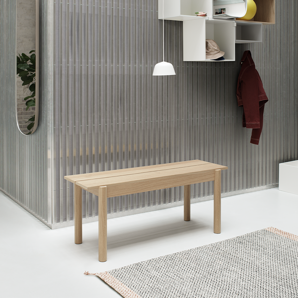 Muuto - Linear Wood Bench - Lekker Home