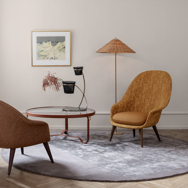 GUBI - 9602 Floor Lamp - Lekker Home