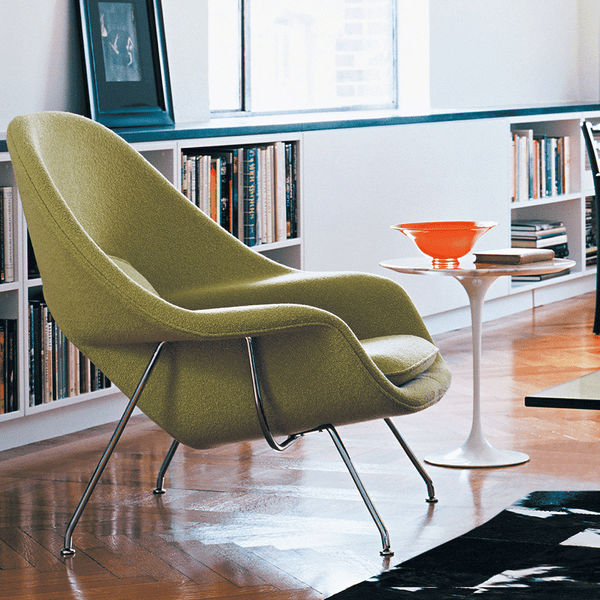 Knoll - Womb Chair and Ottoman - Lekker Home