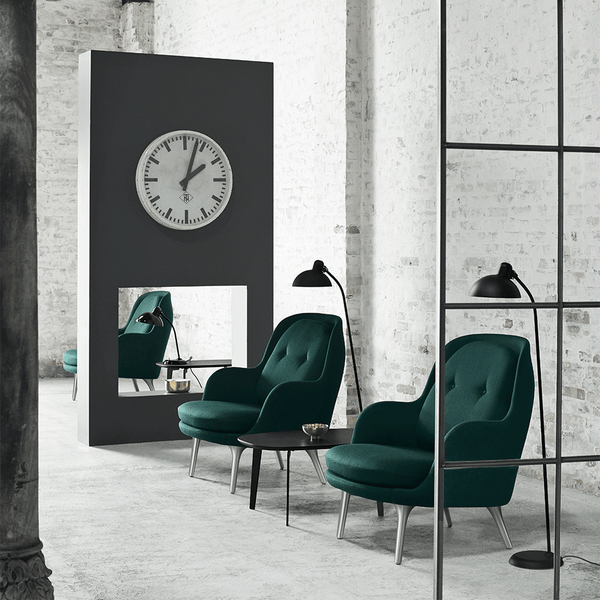 Fritz Hansen - Fri™ Lounge Chair - Lekker Home
