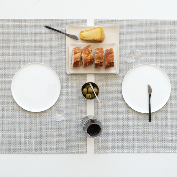 Chilewich - Basketweave Placemat - Denim / Square - Lekker Home