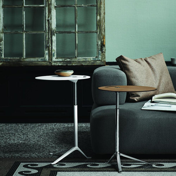 Fritz Hansen - Little Friend™ - White / Polished Chrome - Lekker Home