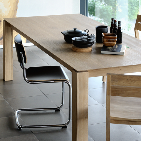 Ethnicraft NV - Slice Dining Table - Lekker Home