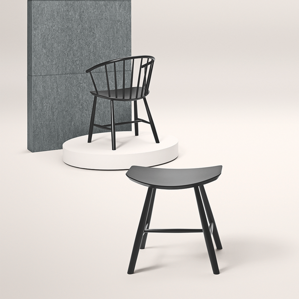 Fredericia - J64 Chair - Lekker Home
