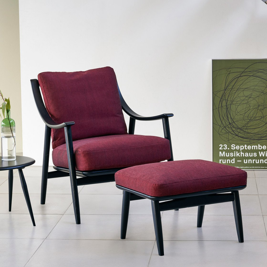 Marino chair by ercol lekker home for Living room lounge chair