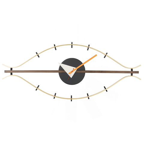 Vitra - Nelson™ Eye Clock - Default - Lekker Home