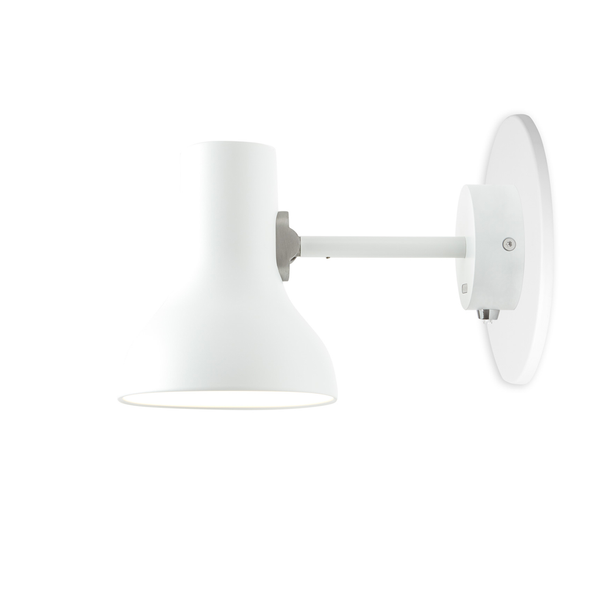 Anglepoise - Type 75™ Mini Wall Light - Alpine White / One Size - Lekker Home