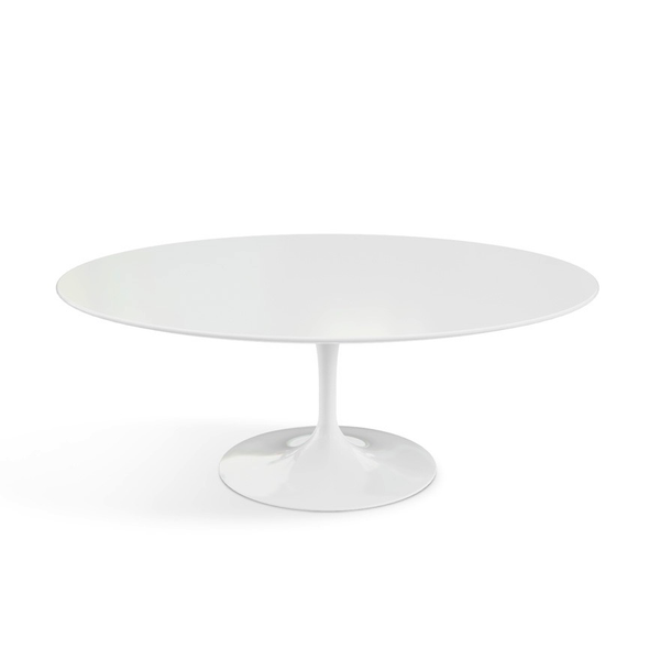 Knoll - Saarinen Coffee Table Oval - Lekker Home - 16
